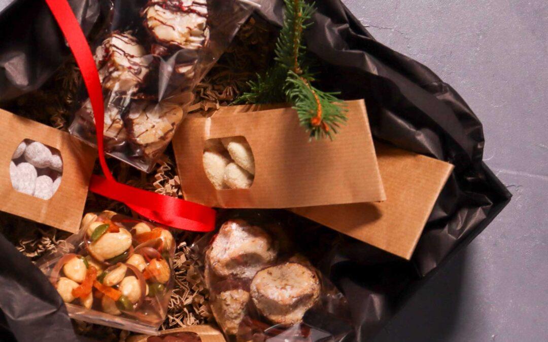 Weihnachtsbox statt Weihnachtsfeier!